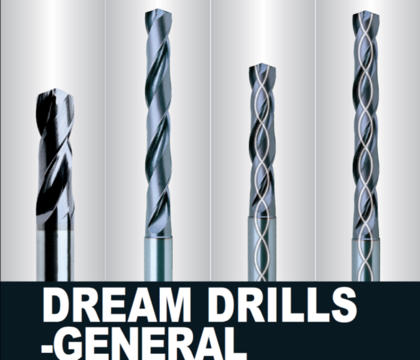 MŨI KHOAN DREAM DRILLS GENERAL