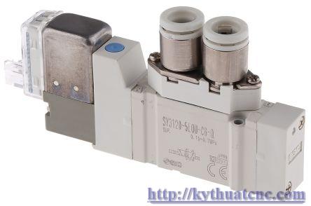 Hãng sản xuất : SMC   Xuất xứ : Japan   Điện áp : 24VDC, 240VAC..   Thiết kế : 5/2, 3/2... 1 coil, 2 coil
