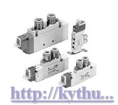 """Hãng sản xuất : SMCXuất xứ : JapanĐiện áp : 24VDCThiết kế : Van solenoid 5/2 - 1 coil - 24V - 3/8"""""""